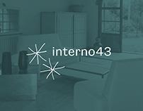 Interno43 — brand identity
