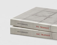 Sic Transit / Book Design