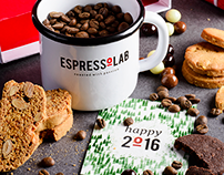 Espressolab Gift Set | Packaging