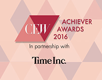 CEW Achiever Awards 2016