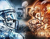 Super Bowl 50 Graphics