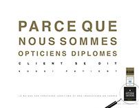 LROptique La Maison des Créateurs / Essilor