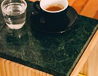 Nømad s(l)ide table