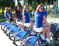 Citi Bike Miami Launch Activation
