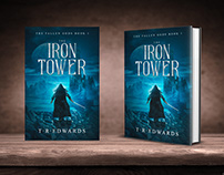 The iron Tower Book Cover Design