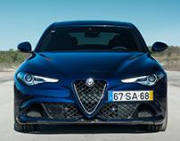 Alfa Romeo Giulia Quadrifoglio - Motor O2