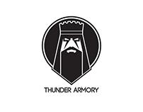 THUNDER ARMORY BRANDING