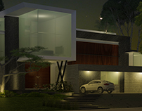 Residencia 3D Nocturna
