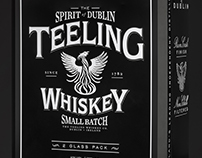 Teeling Whiskey Glass Pack