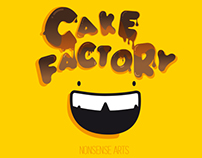 Cake Factory - Game Art (Draft)