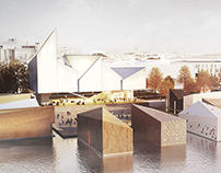 Competition 1st Award - Baltic Sea Art Town- Estonia