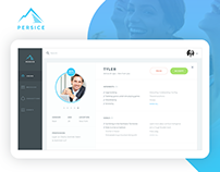 Persice - Web & mobile site