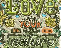 Typography Poster Art