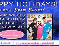 Snow Sugar - Women's Apparel - E-BLAST