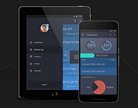 Enterprise Mobile Application UX UI Design