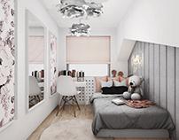 pokój dziewczyny / children's room