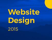 Web Design 2015