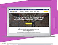 SAAS Website