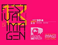 Web Festival de la Imagen / Diseño Visual / U Caldas
