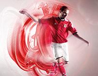Benfica TV Rebrand 2013
