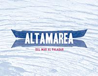 ALTA MAREA / BRANDING