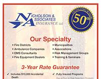 Nicholson & Associates Flyers