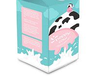 Happy Cow -- Fresh Milk