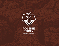 Polish peat factory- logo concept & branding
