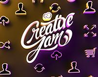Adobe Creative Jams 2018 Stinger