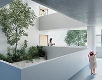 New USL building_health