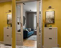 Small apartment_3