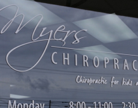 Myers Chiropractic - Business Profile 2016