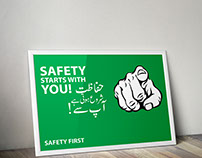 """Safety Signs for """"A2C Services Ltd"""""""