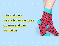 Happy Socks - Redesign website