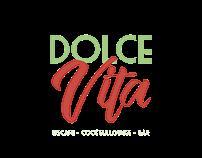 Logo Sketches for a Austrian/Italian Café Bar