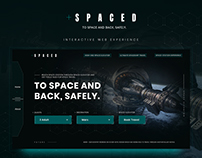 SPACED challenge by dann petty
