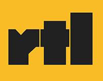 RTL - TV Station - Rebranding