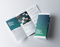 Luxirbi Corporate Tri-fold Brochure