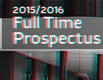Tresham CAM Prospectus- University Work- 2014/2015