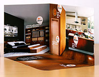 Uniwood - An Unique 3d Product Brochure