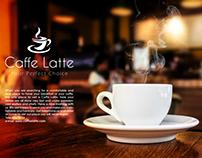 (Caffe Latte) Logo