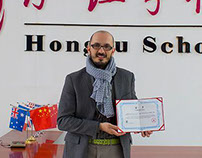 "Visiting Professor ""Hongyu School"" / Marzo 2017"