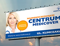 Billboard (kampania outdoorowa) Medicover