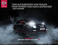 Nissan Juke Nissmo Key Visual Concept