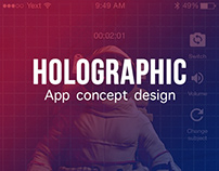 Holographic Call