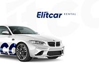 Elitcar Rebranding