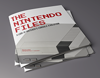 The Nintendo Files - 8 Page Booklet