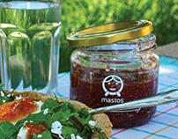 MASTOS, marmalade - spoon sweets