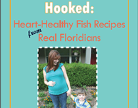 Hooked: Heart-Healthy Fish Recipes from Real Floridians