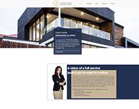 Mortgage Facility - Web Design